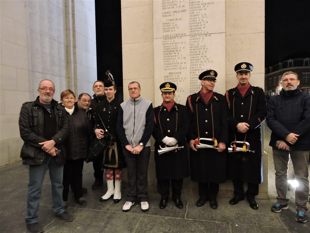 Le comit historique et les pas de souchez for Portent french translation